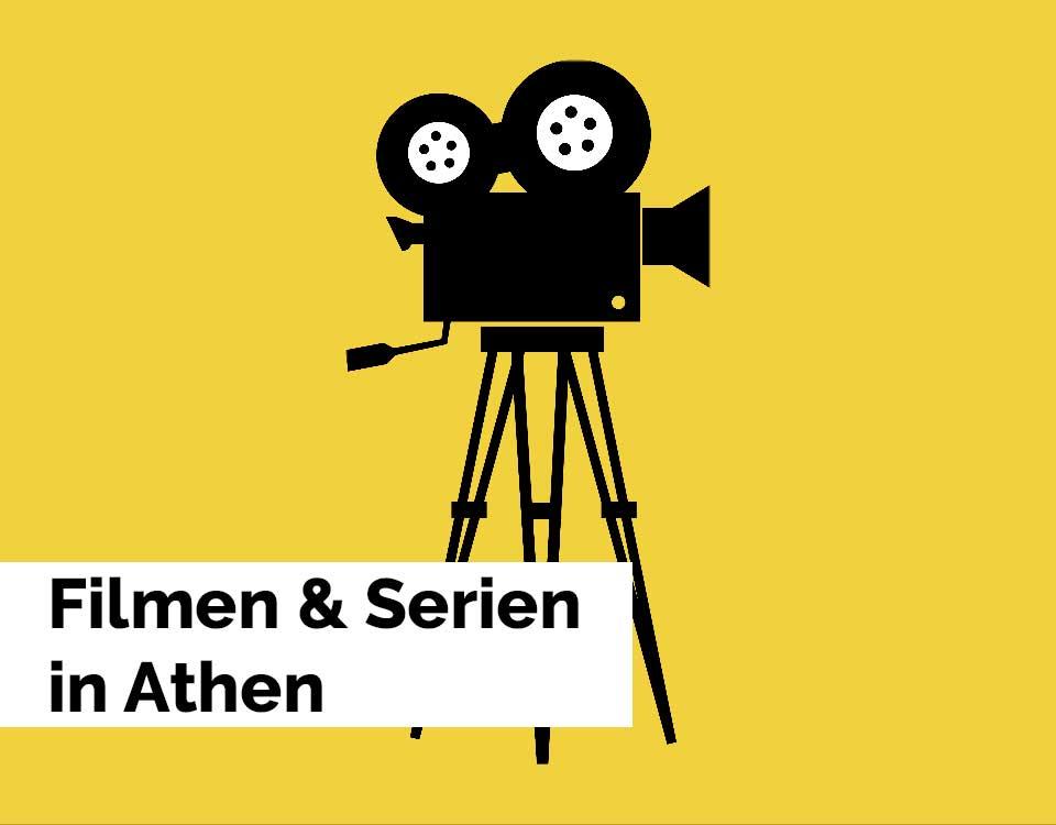 6x Athen in Filmen & Serien
