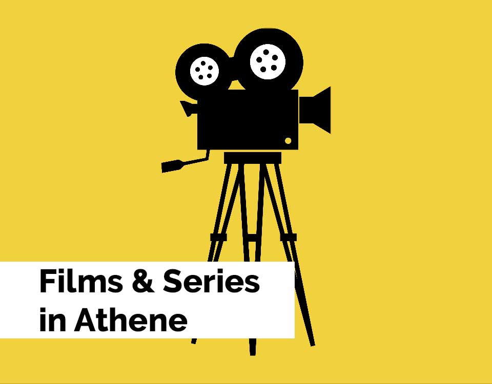 6x Athene in Films & Series