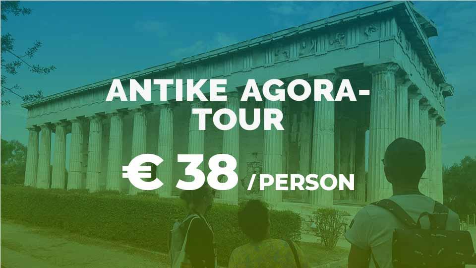 Antike Agora-Führung auf Deutsch_B2