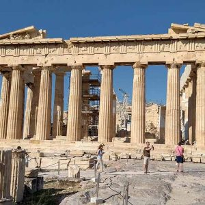 Parthenon-tempel-Highlights tour in het Nederlands met gelicenseerde gids